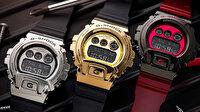 G-Shock Türkiye 2021 saat modasını açıkladı