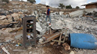 İşgalci İsrail Kudüs'te Filistinli ailelere evlerini kendi elleriyle yıktırdı