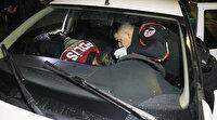 'Dur' ihtarına uymayarak aracını polislerin üzerine sürdü, 5 km sonra yakalandı