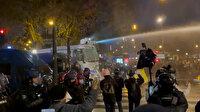 Irkçı Fransa yine karıştı: Başkent Paris savaş alanına döndü