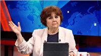 Halk TV ekranlarında Ayşenur Arslan'ın Karabağ'daki, 'Zafer' rahatsızlığı tepki çekti
