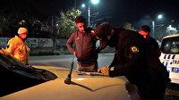 Konya'da kısıtlamayı ihlal eden kişiden, polise tepki: İnşallah arabanız bozulur da benim tamirhaneye gelmezsiniz ağabey