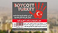 İran'da Türk mallarına yönelik boykot kampanyası başlatıldı