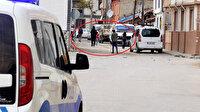 Bursa'da kısıtlamayı ihlal eden çocukların polisten kaçtığı anlar kameralara yansıdı