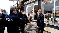 Tekirdağ'da koronavirüs karantinasını ihlal eden vatandaş pazarda alışveriş yaparken yakalandı, 'Haberim yoktu' dedi
