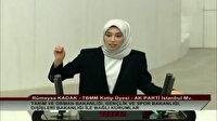 AK Parti Milletvekili Kadak'tan CHP'li Kadıgil'e sert cevap: Gençler ilçe binanızda tacize uğrarken mutlu olmamızı bekleyemezsiniz