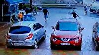 Tekirdağ'da aksiyon filmlerini aratmayan silahlı çatışma kamerada