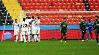Gaziantep FK Ziraat Türkiye Kupası'nda bir üst tura yükseldi