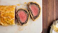 Dana eti ile hamuru birleştiren lezzet: Beef Wellington