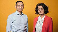 Financial Times salgında dünyaya umut olan Uğur Şahin ve Özlem Türeci'yi 'Yılın Kişisi' seçti