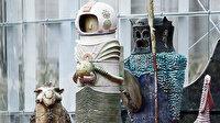 Bu heykeller Hristiyan alemini kızdırdı