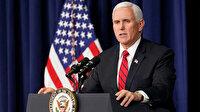 ABD Başkan Yardımcısı Pence görevden ayrılmadan İsrail, Bahreyn ve Belçika'yı ziyaret edecek
