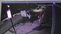Sürücüsüz otobüs dehşet saçtı: 1 km gitti, 5 araca çarparak durabildi