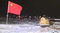 Çin Ay'dan taş örnekleri getiren üçüncü ülke oldu