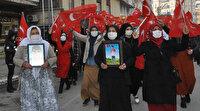Şırnak'ta terör mağduru anneleri taşlayan HDP'li yakalandı