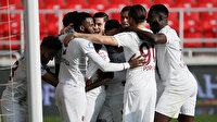 Hatayspor 3 puanı tek golle aldı: Zirveyi zorluyor