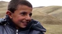 Ağrı'da köylerine park yapılmasını isteyen çocukların hayali gerçek oldu