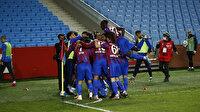 Trabzonspor, Rizespor karşısında geriden geldi