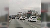 Bursa'da ehliyetsiz makas atan iki sürücü cezasız kalmadı