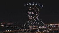 Çin'de İHA'larla en uzun animasyon rekoru kırıldı