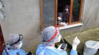 Ev ev dolaşıp koronavirüsün izini sürüyorlar: Korktuğumuz başımıza geldi