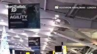 Londralılar mutasyona uğramış virüsten kaçıyor: Heathrow Havalimanı kilitlendi