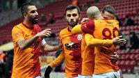 Karagümrük'e yenilen Galatasaray'dan Göztepe maçında 3 gollü telafi