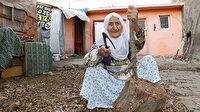 Salgınlar ona vız geliyor: 103 yaşındaki Emine nine konronavirüsü de yendi