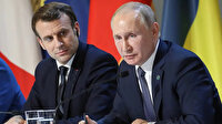 Putin ve Macron telefonda Dağlık Karabağ'ı görüştü
