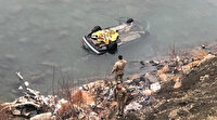 Habur Çayın'da facia: 3 kişilik aileyi hayattan kopardı