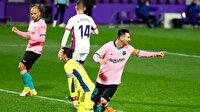 Barcelona rahat kazandı: Messi attığı golle 46 yıl sonra Pele'yi geçerek rekor kırdı (ÖZET)
