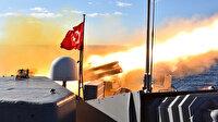 Milli Savunma Bakanlığı duyurdu: Ege'de roket atışı