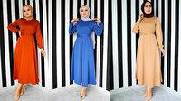 Tesettür elbise modelleri ile ferace modasında tavsiyeler