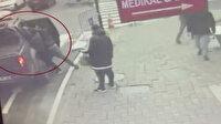 Eski ortaklarını kaçıran Çinliler güvenlik kamerasına yakalandı