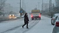 Termometreler buz kesti: Kars'ta hava eksi 17'ye düştü