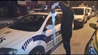 Ataşehir'de kılıçla taksi durağına saldıran öfkeli müşteri yaralandı