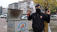 Azmin zaferi: Çöplerden plastik atık toplarken hazırlandığı KPSS'de Türkiye 25'incisi oldu