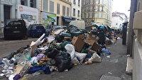 Marsilya sokaklarında 550 ton çöp bekliyor!
