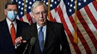 ABD'de Kovid-19 nakit desteğini 2 bin dolara çıkaran tasarı Senatoya takıldı