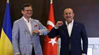 Ukrayna Dışişleri Bakanı: Türkiye'yi stratejik ortağımız olarak görüyoruz