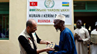 İHH 7 ülkede 25 bin 600 Kur'an-ı Kerim dağıttı