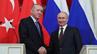 Putin'den Cumhurbaşkanı Erdoğan'a yeni yıl mesajı: İş birliğinin devam edeceğine eminim