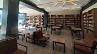 Türkiye'nin 6'ncı AVM kütüphanesi Sultangazi'de açıldı