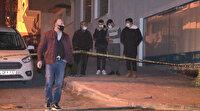 Arnavutköy'de markete el yapımı patlayıcı ile saldırı