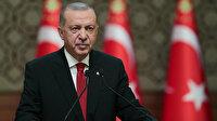 Cumhurbaşkanı Erdoğan'dan Ermenistan'a uyarı: Bir an önce bu yanlıştan dönmelerini tavsiye ediyorum