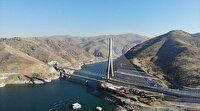 Dünyada dördüncü sırada: Kömürhan Köprüsü ve Bağlantı Tüneli yarın hizmete girecek