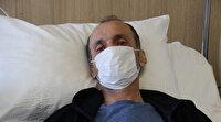 Koronavirüs olunca kabine pıhtı attı: Ölümden döndü