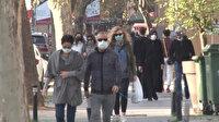 Kısıtlamaya rağmen Bağdat Caddesi'ndeki yoğunluk pes dedirtti
