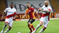 Galatasaray'a Antalya çelmesi