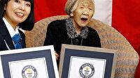 Dünyanın en yaşlı insanı 118 yaşında